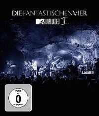 Cover Die Fantastischen Vier - MTV Unplugged II. [DVD]